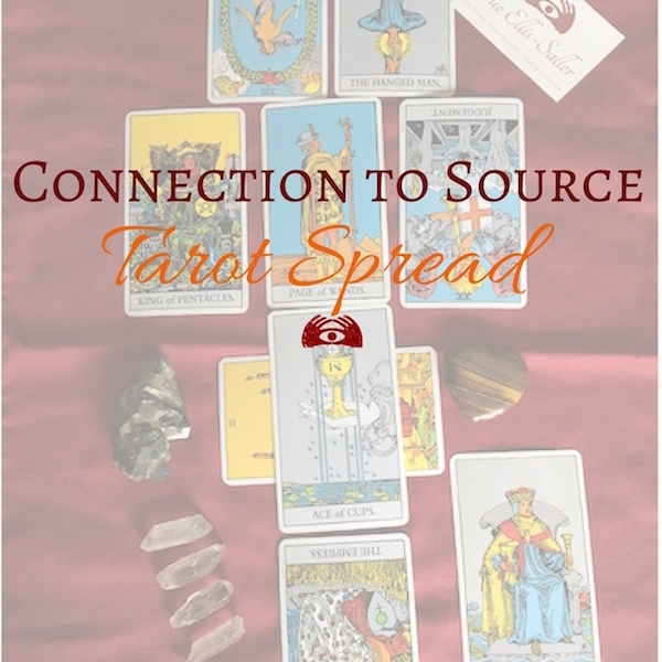 Connection to Source/My Business Diva Tarot Spread
